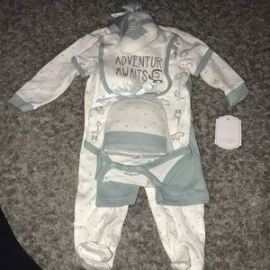 Baby Outfit 6 Piece